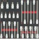 Penová vložka s náradím 30 ks gola HEX 2/3 VIGOR V2022