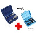 Sady redukčných adaptérov ASTA