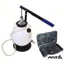 Ručná plnička oleja do prevodoviek + adaptéry 20 ks ASTA