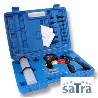 Podtlaková a tlaková pumpa s príslušenstvom -1 až 3 bar SATRA