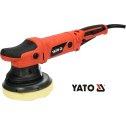 Elektrická excentrická leštička 150mm YATO